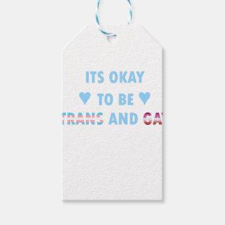 Etiqueta Para Presente É aprovado ser o transporte e o gay (v3)