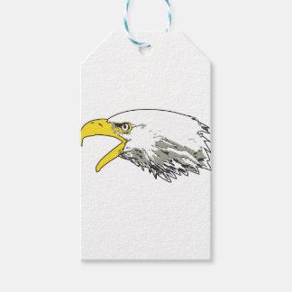 Etiqueta Para Presente Eagle
