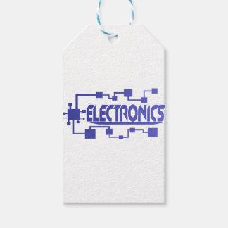 Etiqueta Para Presente Eletrônicos