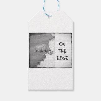 Etiqueta Para Presente Em The Edge