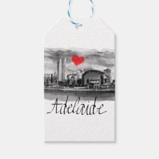 Etiqueta Para Presente Eu amo Adelaide