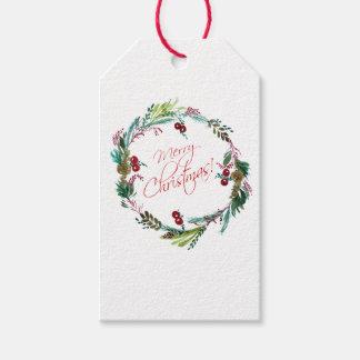 Etiqueta Para Presente Feliz Natal