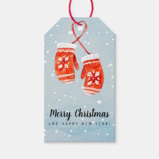 Etiqueta Para Presente Feliz Natal e feliz ano novo