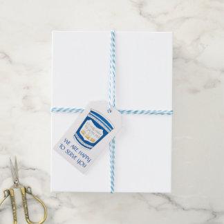 Etiqueta Para Presente Feliz servir-lo Tag gregos do costume do copo de