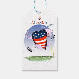 Etiqueta Para Presente fernandes tony altos e orgulhosos de Alaska,