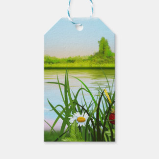 Etiqueta Para Presente Floral, arte, design, bonito, novo, forma, Crea