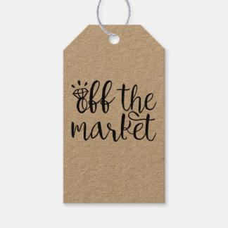 Etiqueta Para Presente Fora do mercado