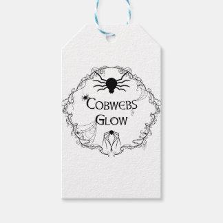 Etiqueta Para Presente Fulgor dos Cobwebs