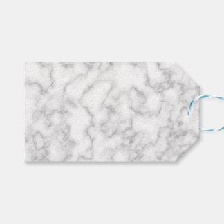 Etiqueta Para Presente Fundo marmoreado do teste padrão da pedra do