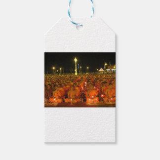 Etiqueta Para Presente Grupo de Meditators, India