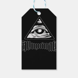 Etiqueta Para Presente Illuminati