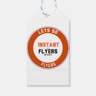 Etiqueta Para Presente Instant_Flyers