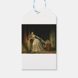 Etiqueta Para Presente Jean-Honore Fragonard - o beijo roubado - belas