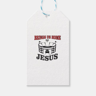 Etiqueta Para Presente Jesus traz-nos home