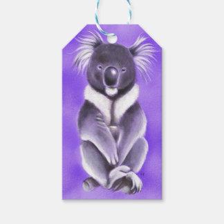 Etiqueta Para Presente Koala de Buddha