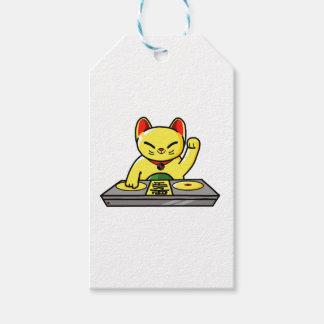 Etiqueta Para Presente Meow-sician