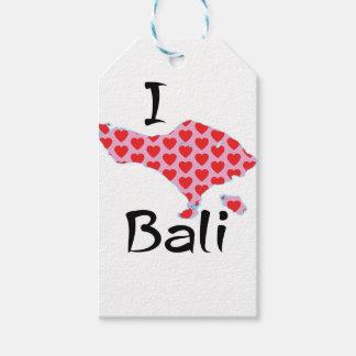Etiqueta Para Presente Mim coração Bali