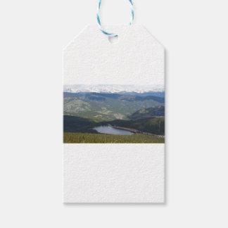Etiqueta Para Presente Montagem Evans, Colorado