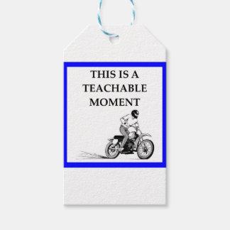 Etiqueta Para Presente moto