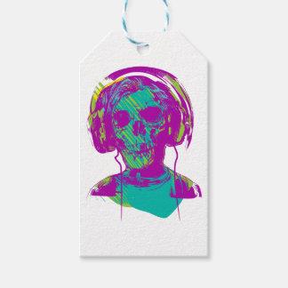 Etiqueta Para Presente Música do zombi