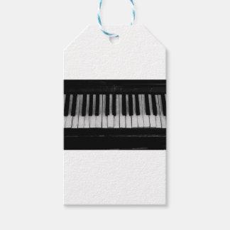 Etiqueta Para Presente Música velha do instrumento do teclado de piano de