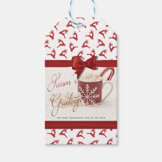 Etiqueta Para Presente Natal Holidys, a melhor época do ano