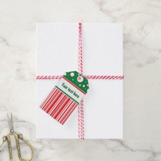 Etiqueta Para Presente Natal Whacky