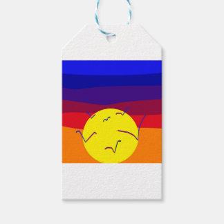 Etiqueta Para Presente no Sun