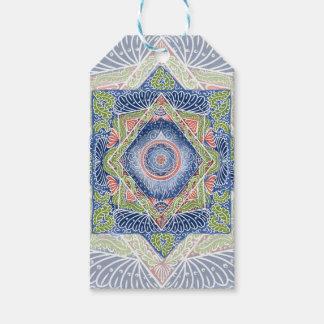Etiqueta Para Presente Novo desperte a versão do chakra, reiki, curando,
