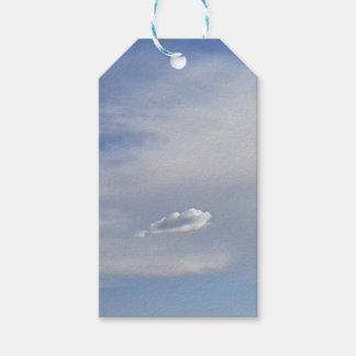 Etiqueta Para Presente Nuvem e nuvem
