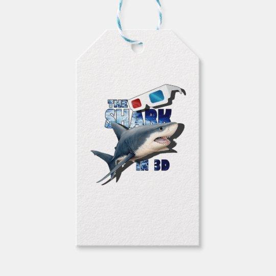 Etiqueta Para Presente O filme do tubarão