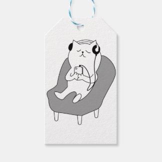 Etiqueta Para Presente o frio relaxa o gato -1833150_920_721 dos