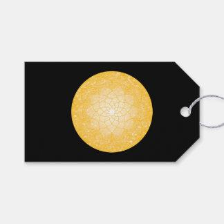 Etiqueta Para Presente O plexo solar Chakra