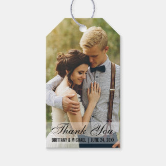 Etiqueta Para Presente Obrigado Wedding você Tag do presente do favor da