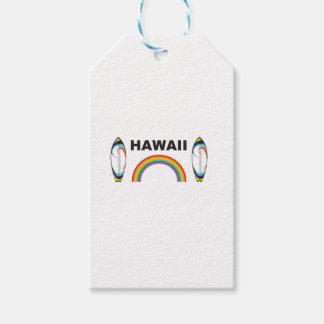 Etiqueta Para Presente os conselhos de surf de Havaí