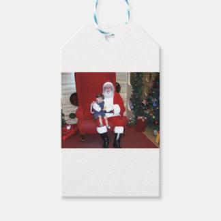 Etiqueta Para Presente Papai_noel_-_santa_claus_