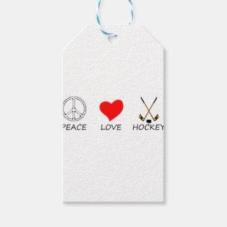 Etiqueta Para Presente paz love36