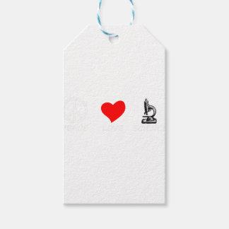 Etiqueta Para Presente paz love4