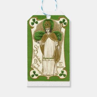Etiqueta Para Presente Poster velho bonito de patrick de santo