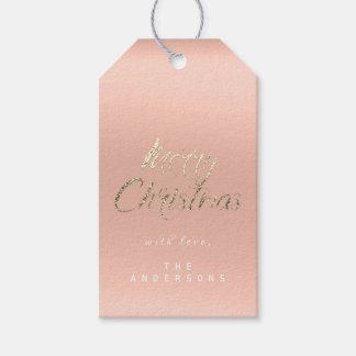 Etiqueta Para Presente Presente do Feliz Natal para script o pêssego do