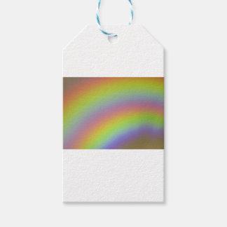 Etiqueta Para Presente Produto do arco-íris