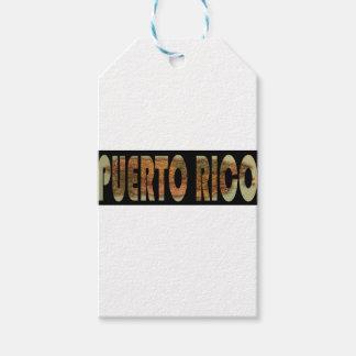 Etiqueta Para Presente puertorico1886