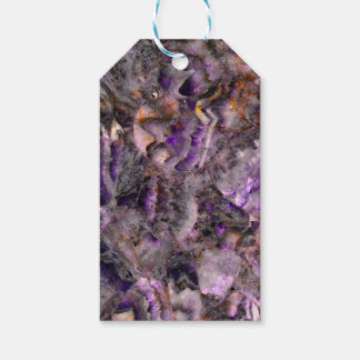 Etiqueta Para Presente quartzo roxo