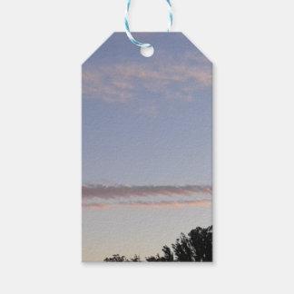 Etiqueta Para Presente Raia da nuvem