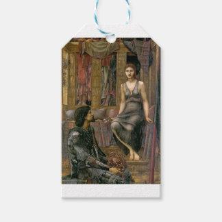 Etiqueta Para Presente Rei Cophetua e empregada doméstica de Edward - de