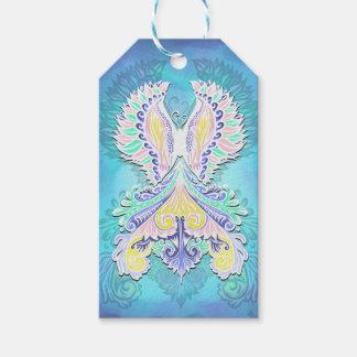 Etiqueta Para Presente Renascido - luz, bohemian, espiritualidade