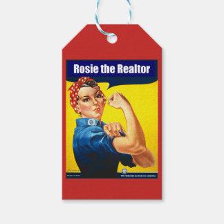 Etiqueta Para Presente Rosie o corretor de imóveis