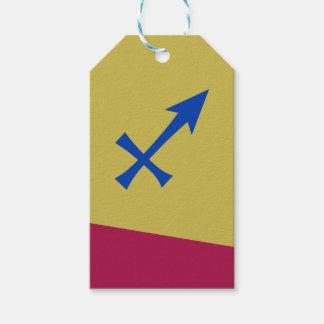 Etiqueta Para Presente Símbolo do Sagitário