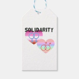 Etiqueta Para Presente Solidariedade alegre lésbica