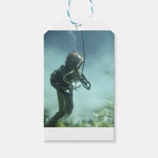 Etiqueta Para Presente subaquático